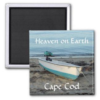 Cape Cod Massachusetts Heaven On Earth Magnet