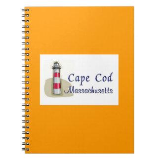 Cape Cod Massachusetts Notebook