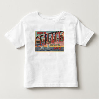 Cape Cod, Massachusetts (Orleans) Toddler T-shirt
