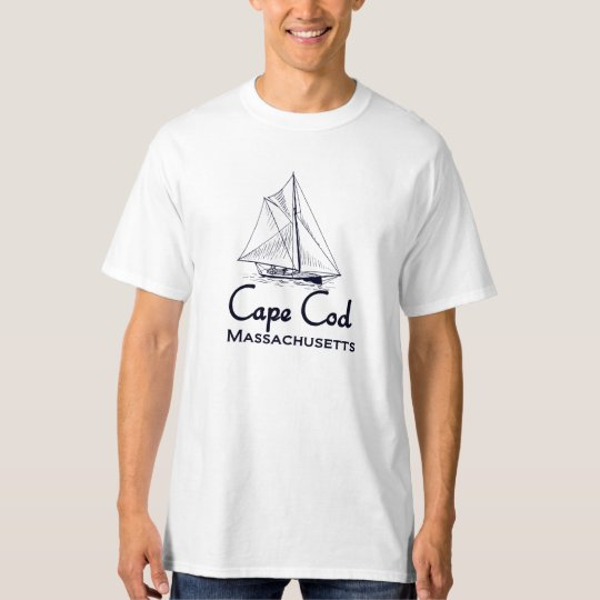 CAPE COD Massachusetts Tee