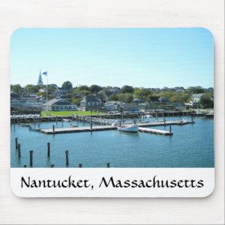 Cape Cod Nantucket Harbor MA Mouse Pad