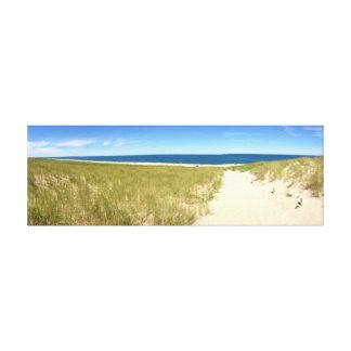 Cape Cod National Seashore - Provincetown, MA Canvas Print