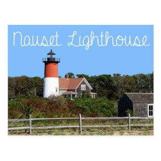 Cape Cod, Nauset Lighthouse, Eastham, MA Post Card