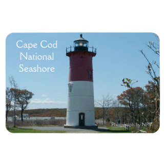 Cape Cod, Nauset Lighthouse Magnet