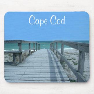 Cape Cod Ocean Pier Mousepad