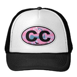 Cape Cod Oval Design. Trucker Hat