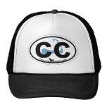 Cape Cod Oval Design. Hat