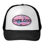 Cape Cod Oval Design. Hats