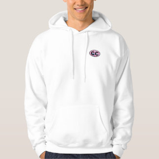Cape Cod Oval Design. Hoodie