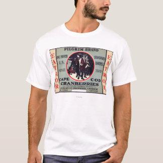 Cape Cod Pilgrim Eatmor Cranberries Brand T-Shirt