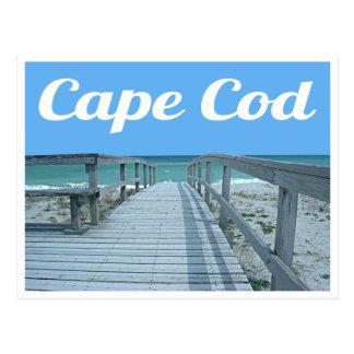 Cape Cod, postal de Massachusetts