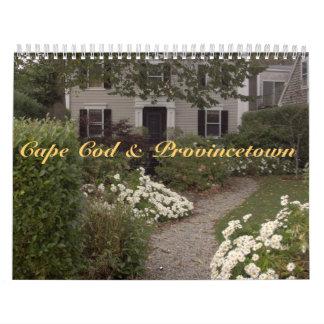 Cape Cod & Provincetown Calendar