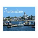 Cape Cod, Provincetown MA Post Card