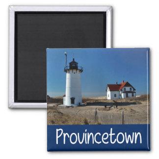 Cape Cod, Provincetown Massachusetts Lighthouse Magnet