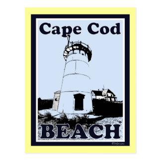 Cape Cod Provincetown Postcard
