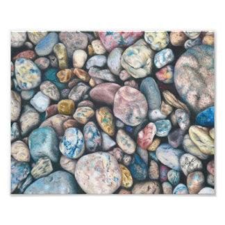 Cape Cod Rocks Photo Print