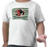 Cape Cod Santa Claus Brand Cranberry Label T-shirt