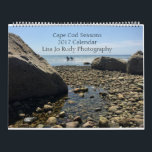"Cape Cod Seasons Photo Calendar 2017<br><div class=""desc"">Share this fine art photo calendar featuring full color photos of the beaches,  harbors,  lakes,  and lighthouses of beautiful Cape Cod Massachusetts. Photos by award-winning photographer Lisa Jo Rudy.</div>"
