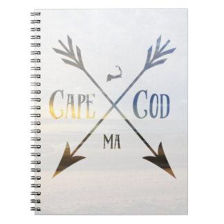 Cape Cod Series 01 Notebook