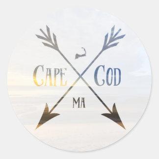 Cape Cod Series 01 Sticker Set