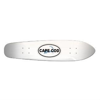 Cape Cod. Custom Skate Board