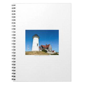 Cape Cod Spiral Notebook
