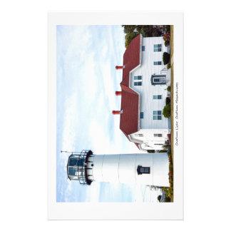 Cape Cod. Customized Stationery