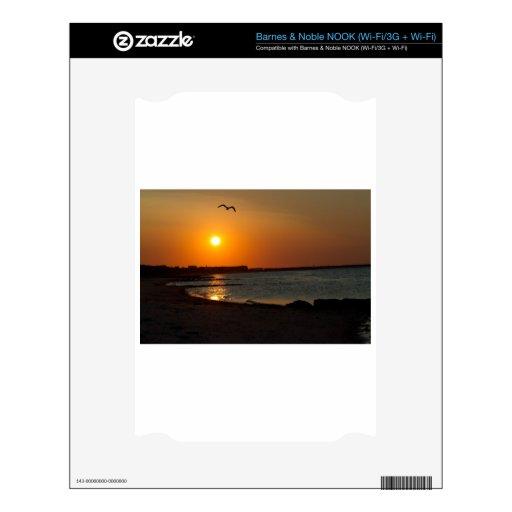 Cape Cod Sunrise NOOK Decals