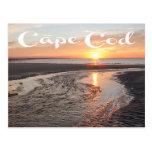 Cape Cod Sunrise, Provincetown, MA Post Card Postcard