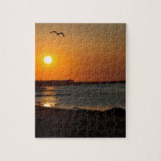 Cape Cod Sunrise Puzzle