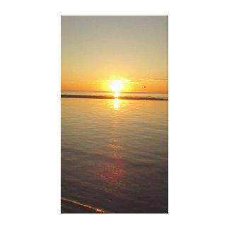 Cape Cod Sunset Picture Canvas