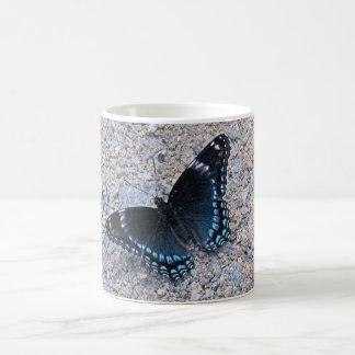 Cape Cod Swallowtail Butterfly Classic White Coffee Mug