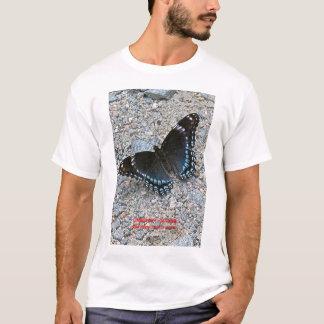 Cape Cod Swallowtail Butterfly Tee Shirt