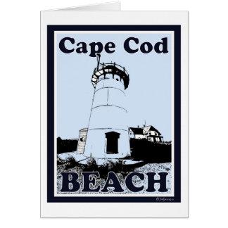 Cape Cod Felicitacion