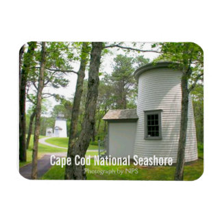 Cape Cod, Three Sisters Lighthouses Magnet