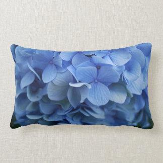 Cape Code Blue Hydrangea Pillow