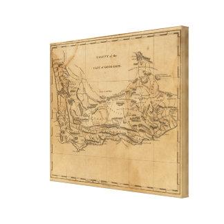 Cape Colony Canvas Print