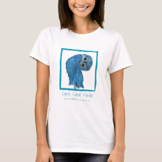 Cape Coral Burrowing Owl Apparel T-Shirt