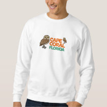 Cape Coral Burrowing Owls Sweatshirt