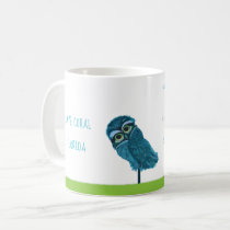 Cape Coral Florida Burrowing Owl Decor Coffee Mug