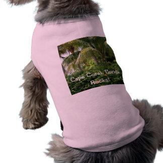 Cape Coral Florida Rocks Pet Shirt