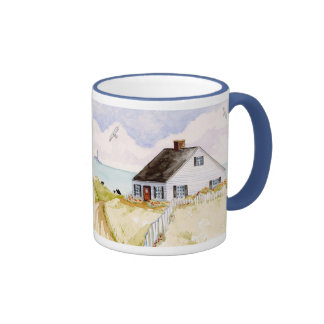 Cape Cottage Coffee Mug