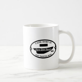 Cape Dory 25 Yacht Mug