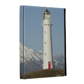 Cape Egmont Lighthouse and Mt Taranaki / Mt iPad Folio Cover