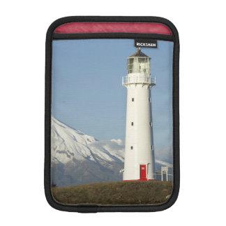 Cape Egmont Lighthouse and Mt Taranaki / Mt iPad Mini Sleeve