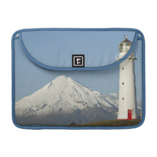 Cape Egmont Lighthouse and Mt Taranaki / Mt MacBook Pro Sleeves