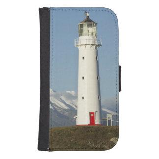 Cape Egmont Lighthouse and Mt Taranaki / Mt Phone Wallet