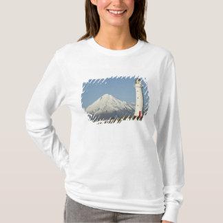 Cape Egmont Lighthouse and Mt Taranaki / Mt T-Shirt