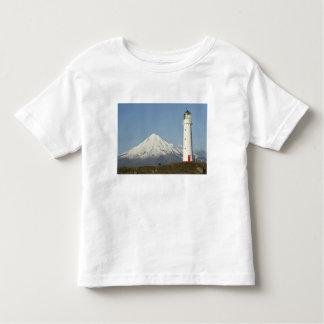 Cape Egmont Lighthouse and Mt Taranaki / Mt Toddler T-shirt