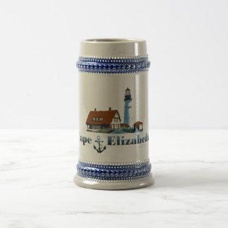 Cape Elizabeth. Beer Stein